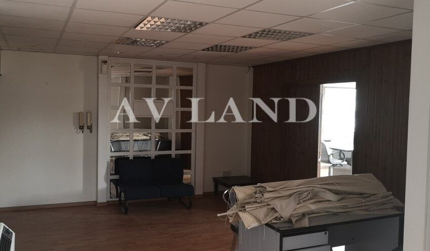 Office for sale at the center of Nicosia